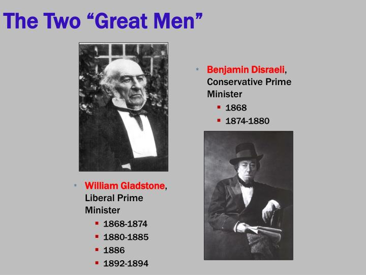 "The Two ""Great Men"""