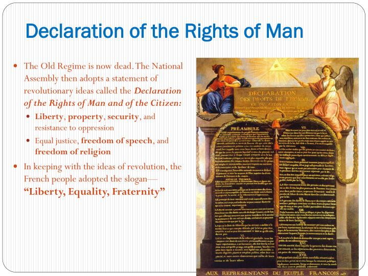 Declaration Of Rights Of Man | www.imgkid.com - The Image ...