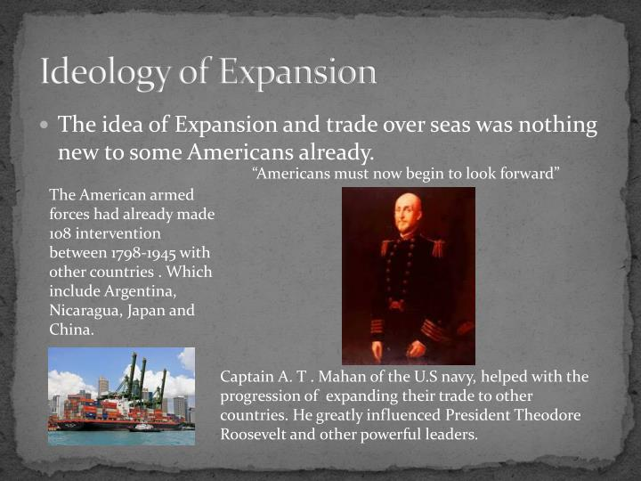 Ideology of Expansion