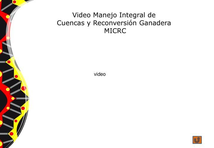 Video Manejo Integral de