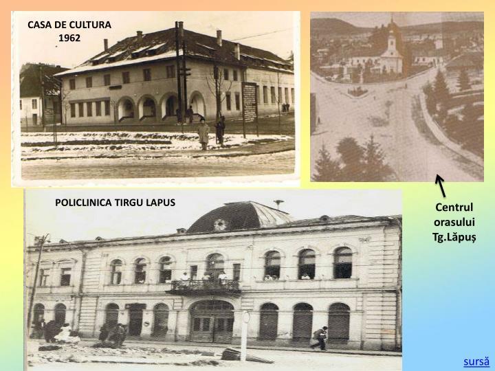 CASA DE CULTURA 1962
