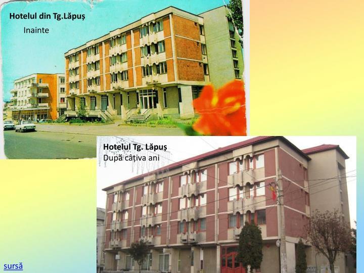 Hotelul din Tg.Lăpuș