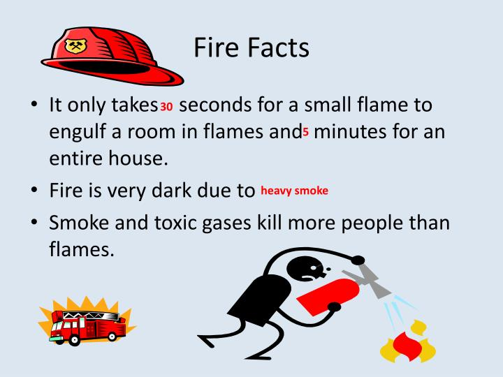 Fire Facts