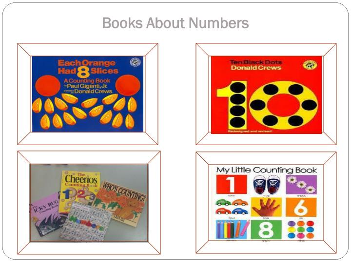 Books About Numbers