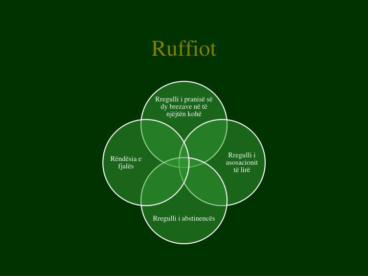 Ruffiot