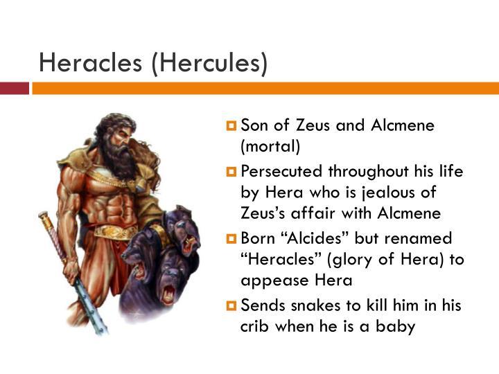 Heracles (Hercules)