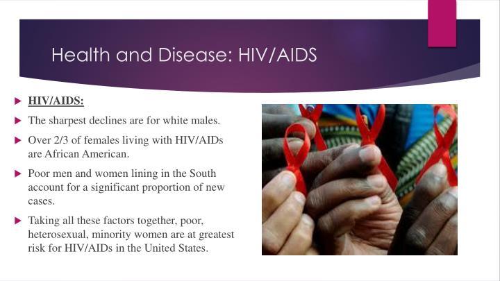 Health and Disease: HIV/AIDS