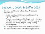 supaporn dodds griffin 20032