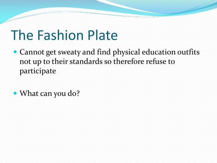 The Fashion Plate