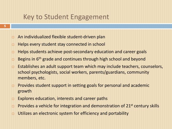 Key to Student Engagement