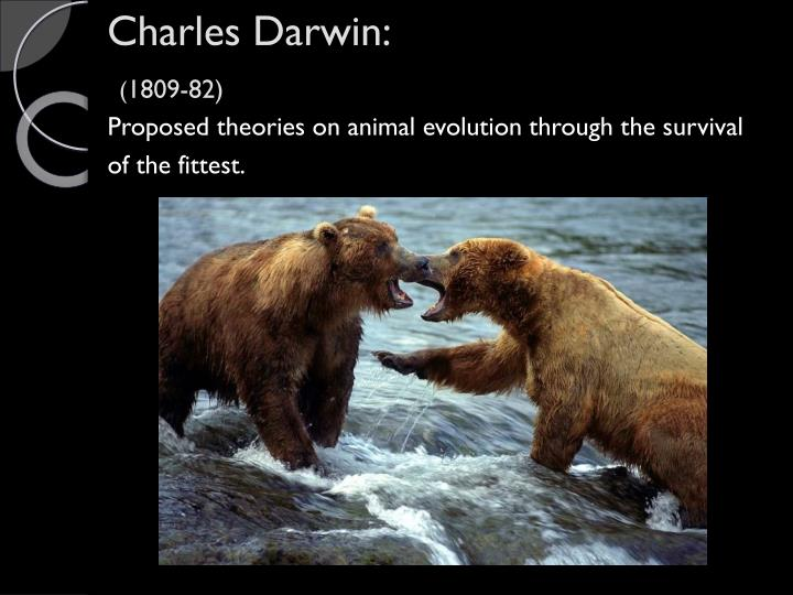 Charles Darwin: