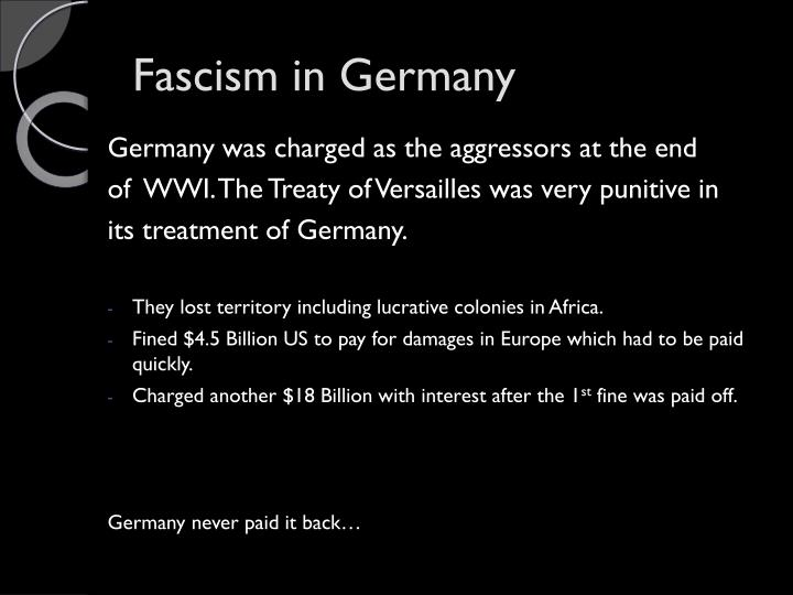Fascism in Germany