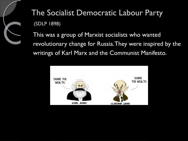 The Socialist Democratic