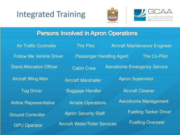 Integrated Training