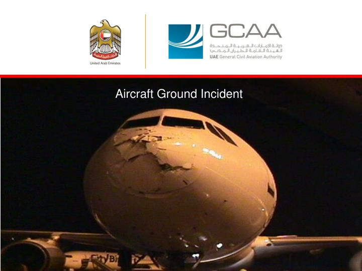 Aircraft Ground Incident