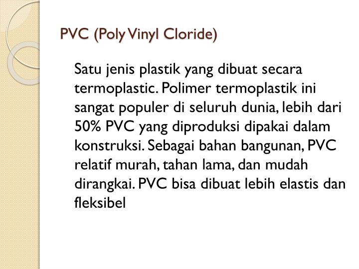 PVC (