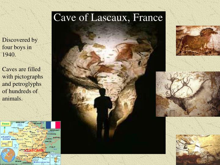 Cave of Lascaux, France