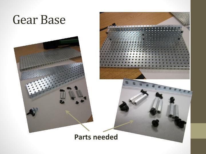 Gear Base