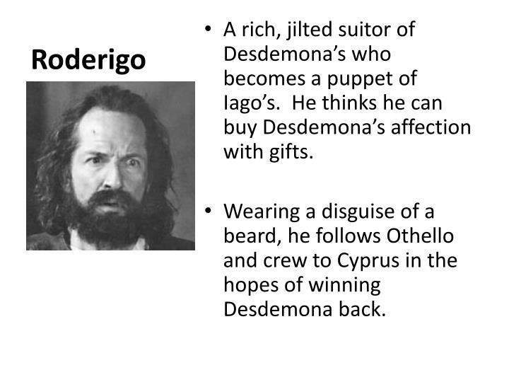 Roderigo