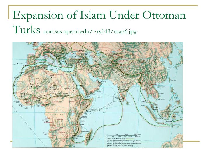 Expansion of Islam Under Ottoman Turks