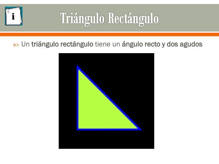 Triángulo