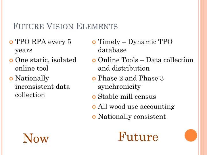 Future Vision Elements