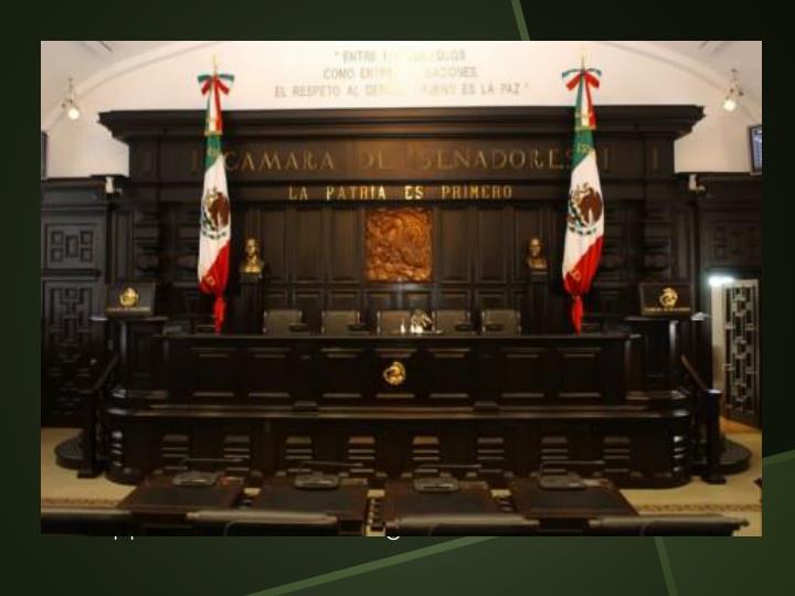 Upper House: Senate