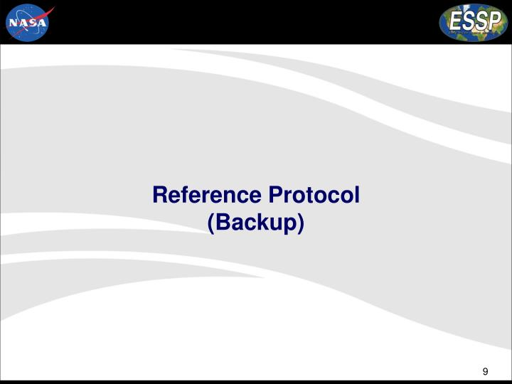 Reference Protocol
