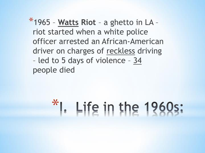 1965 –