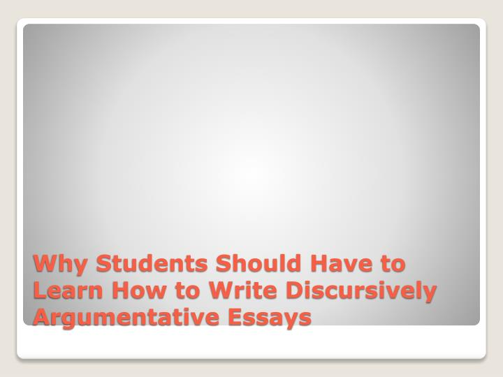 2 Argumentative Essay Examples Help You To Start Writing