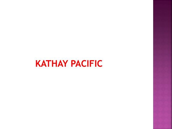 Kathay Pacific