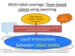 multi robot coverage team based robots using swarming1