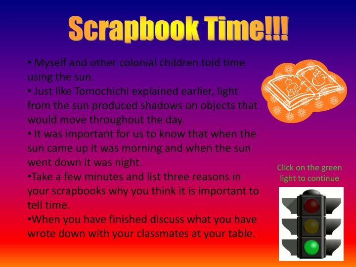Scrapbook Time!!!