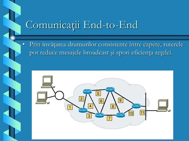 Comunicaţii