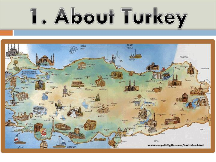 1. About Turkey
