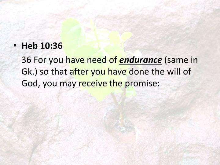 Heb 10:36