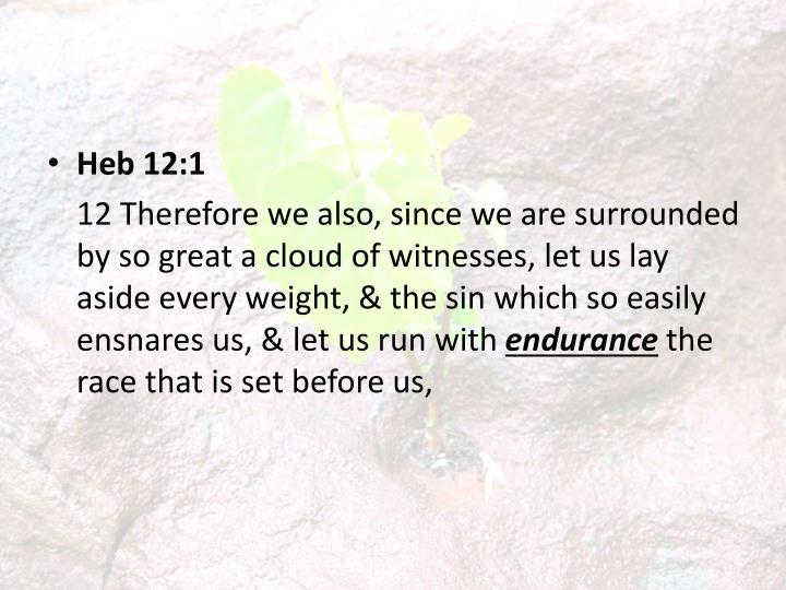 Heb 12:1