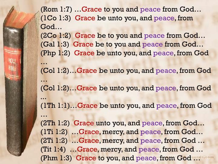 (Rom 1:7)