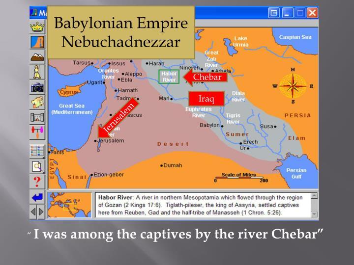 Babylonian Empire Nebuchadnezzar