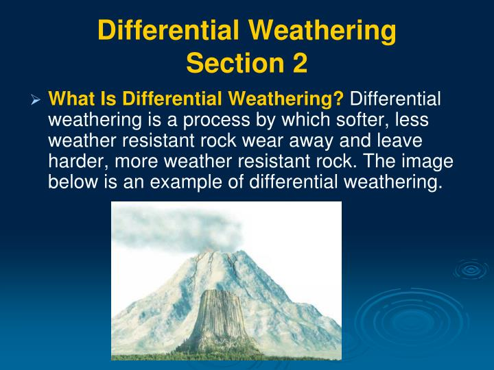 PPT - Weathering and Soil Formation PowerPoint ...