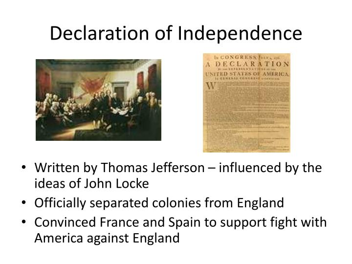 writing of the declaration of independence In anticipation of this vote, the congress selected a committee to draft a declaration of independence the committee, composed of john adams, benjamin.