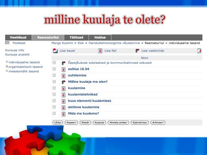 milline