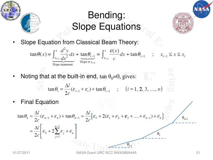 Bending: