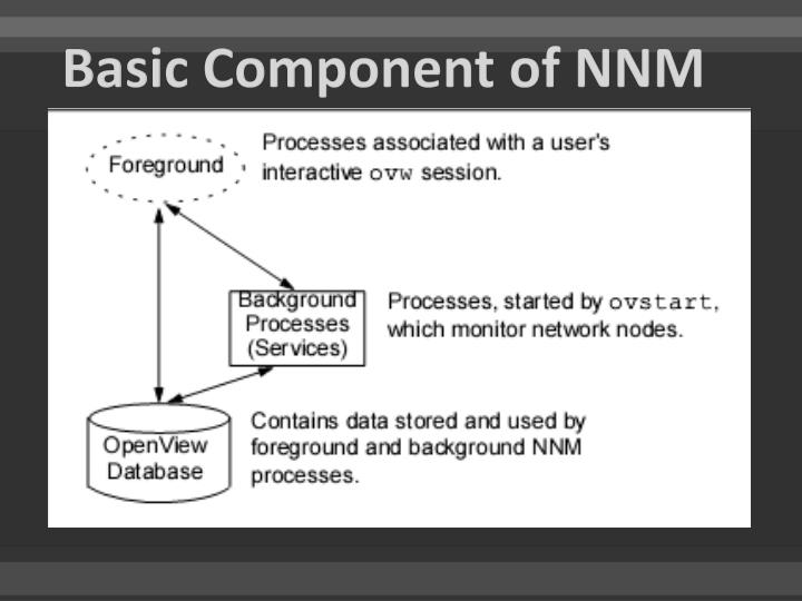 Basic Component of NNM