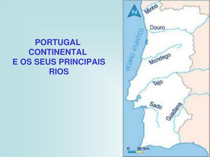 PORTUGAL CONTINENTAL