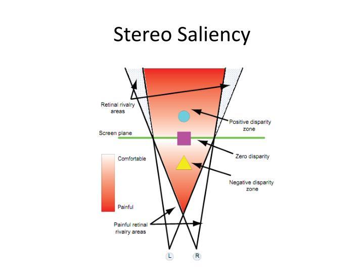 Stereo Saliency