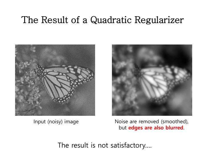 The Result of a Quadratic