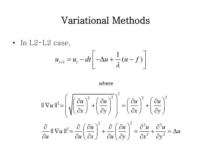 Variational