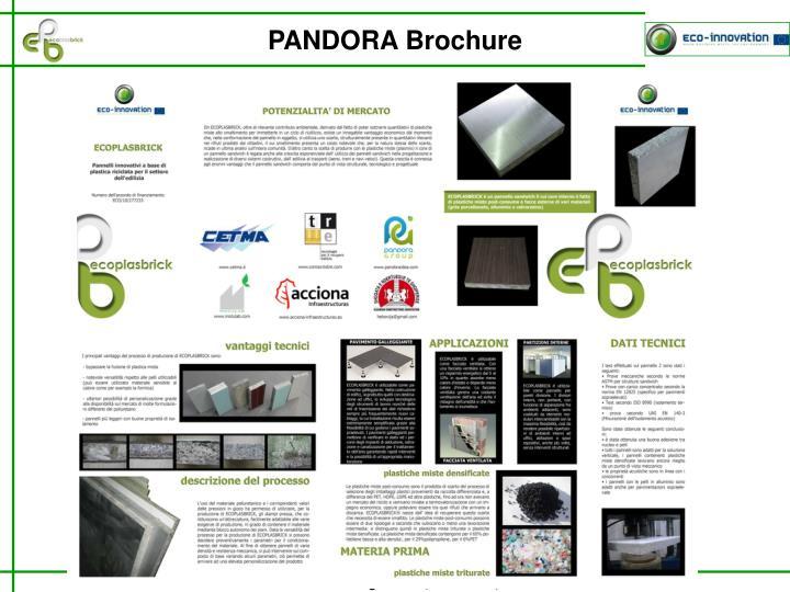 PANDORA Brochure