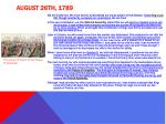 august 26th 1789